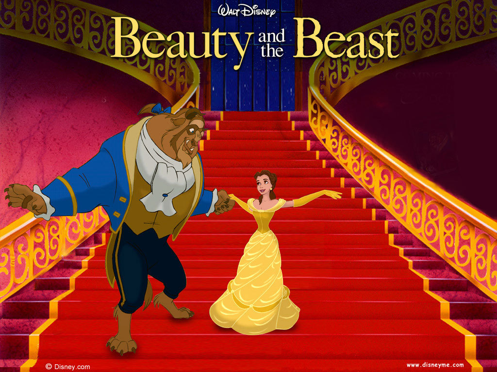 Beast and Belle, in searching for her missing father, finds the Beast